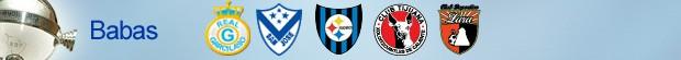 header BABAS Libertadores (Foto: arte esporte)