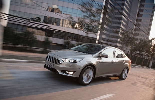 Ford Focus Fastback (Foto: Ford)