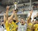 Jaraguá vence Sorocaba, conquista a  Taça Brasil e encerra jejum de 5 anos