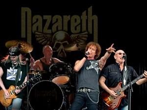 Banda Nazareth (Foto: Reprodução/ TV Gazeta)