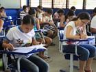Mais de 10 mil fazem 2ª etapa do vestibular da Uema no Maranhão