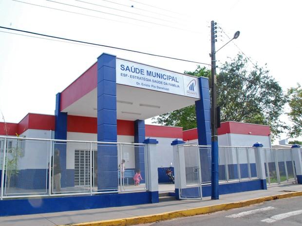 633fee96a1 ESF do Parque Alvorada é uma das unidades que estarão abertas das 8h às 17h  (