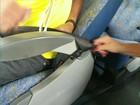 Más condições de ônibus causam reclamações no Sul do Rio