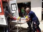 Homem morre eletrocutado durante instalação de cobertura em Leopoldina