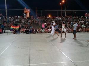 Segundo a organização, 24 times participaram do evento (Foto: Luan Matheus/TV Clube)