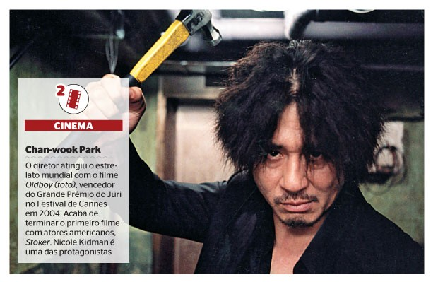 Chan-wook Park (Foto: Films/Show East/The Kobal Collection )