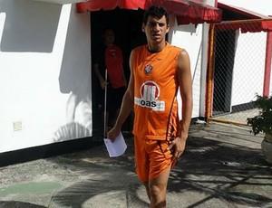 Neto Baiano - coxa (Foto: Raphael Carneiro / Globoesporte.com)