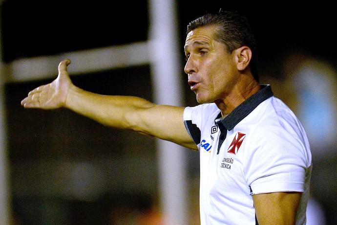 Jorginho, Vasco X Corinthians (Foto: Alexandre Loureiro / Getty)