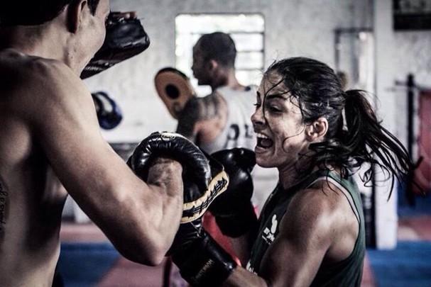 Boxe Fitness (Foto: Divulgação)