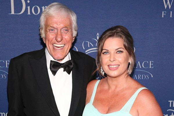 Dick van Dyke e Arlene Silver (Foto: Getty Images)
