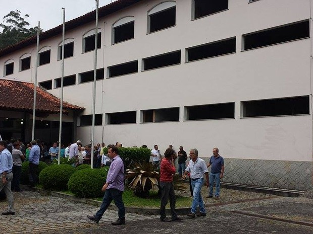 Hospital irá funcionar no bairro Ponte da Saudade (Foto: Juliana Scarini / G1)
