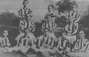 Ceará foi campeão em 1915 (Foto: Arquivo Nirez Filho)