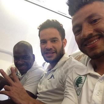 Marcelo Nicácio, Jefferson Arroz e Edmar, boavista (Foto: Reprodução)
