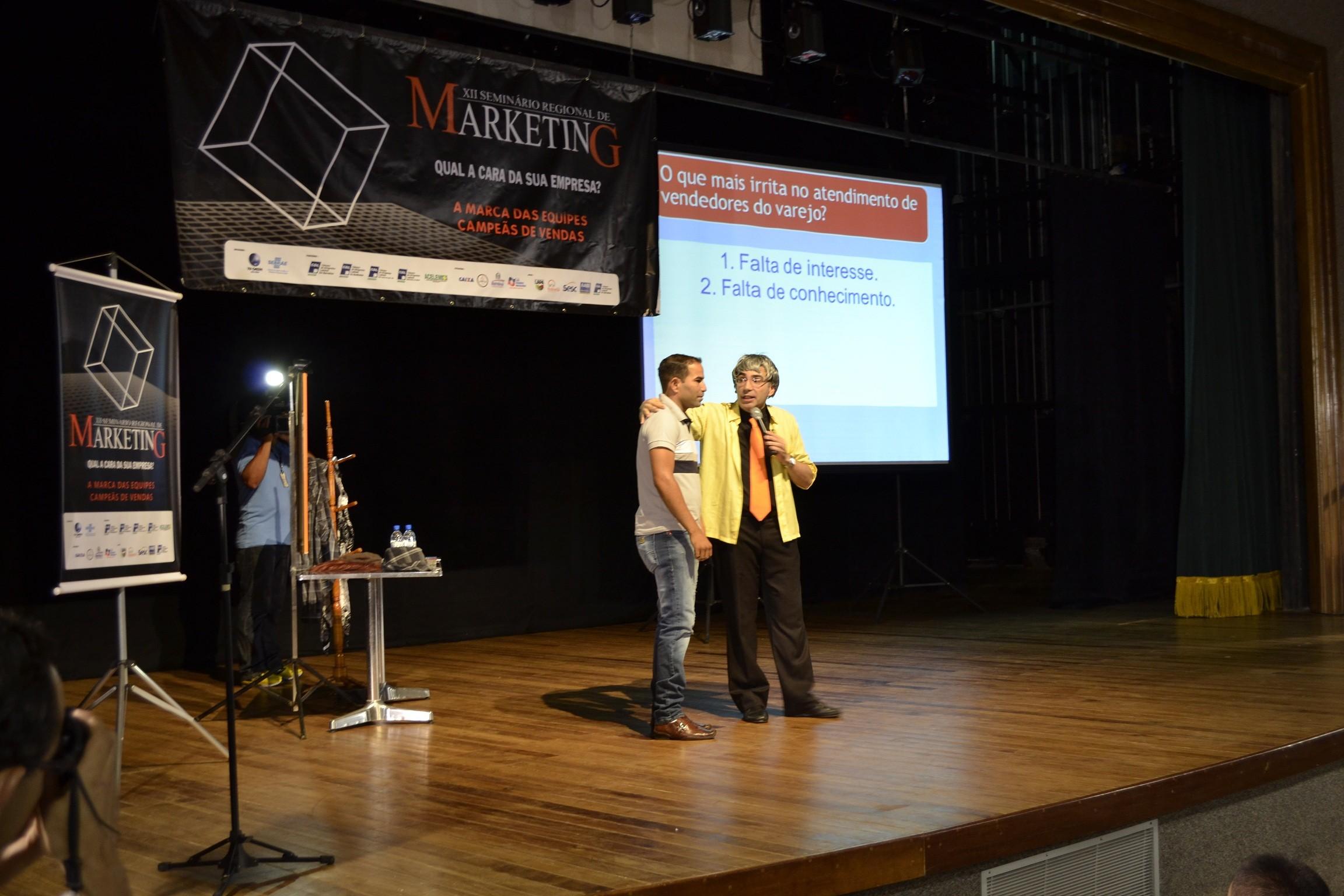 Seminário Regional de Marketing (Foto: divulgação)
