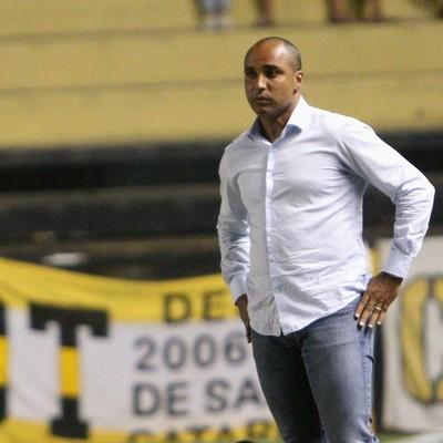 Deivid Criciúma (Foto: Caio Marcelo/Criciúma EC)