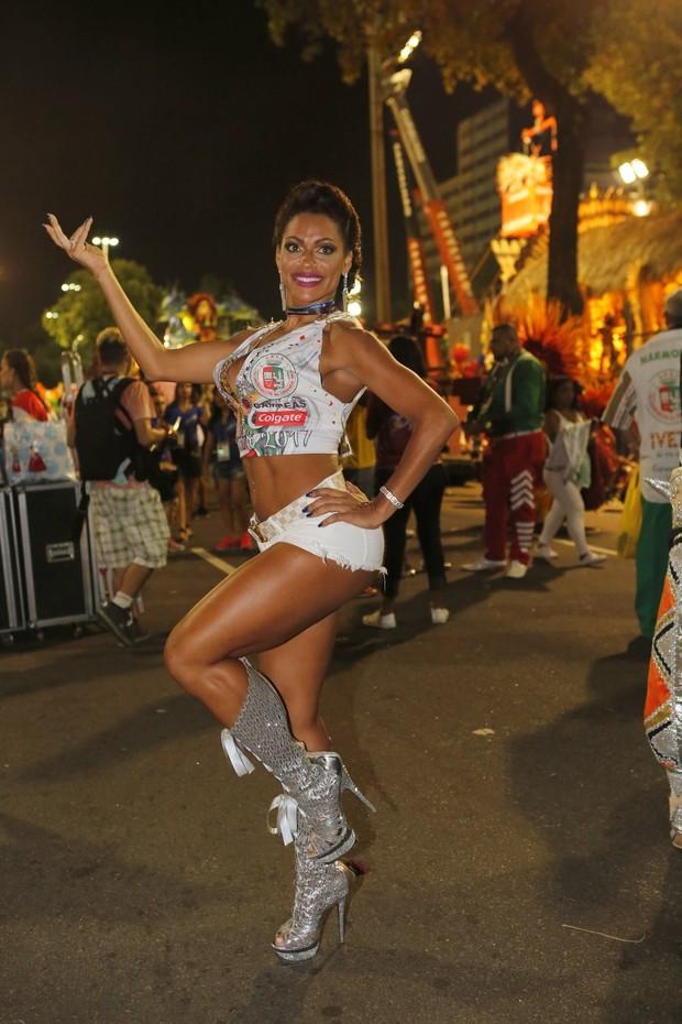 Ana Paula Evangelista (Foto: Marcos Serra Lima/EGO)