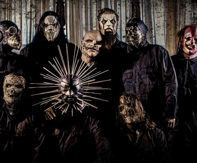 Slipknot é a atração principal do Palco Mundo nesta sexta-feira, 25 de setembro (Foto: Divulgação)