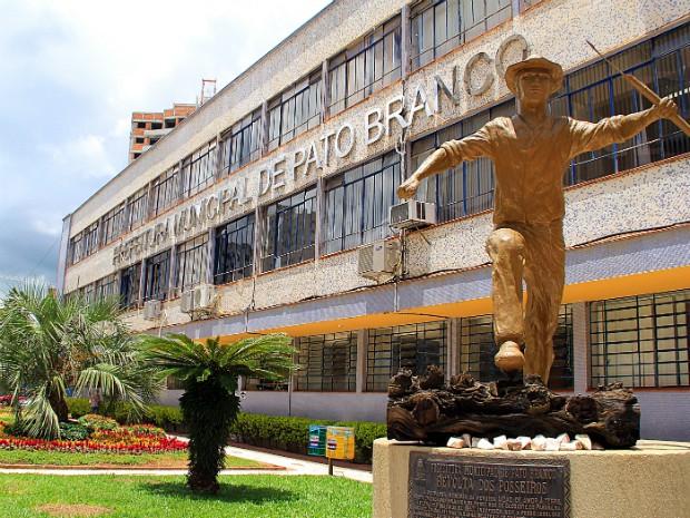Prefeitura de Pato Branco (PR) faz leilão de bens públicos nesta terça-feira (31) (Foto: Prefeitura de Pato Branco/ Jozieli Wolff / Divulgação)