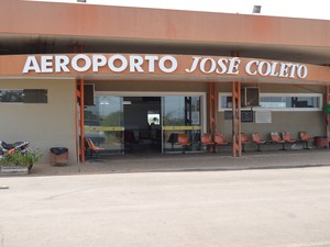 Aeroporto de Ji-Paraná (Foto: Jorge Henrique/G1)