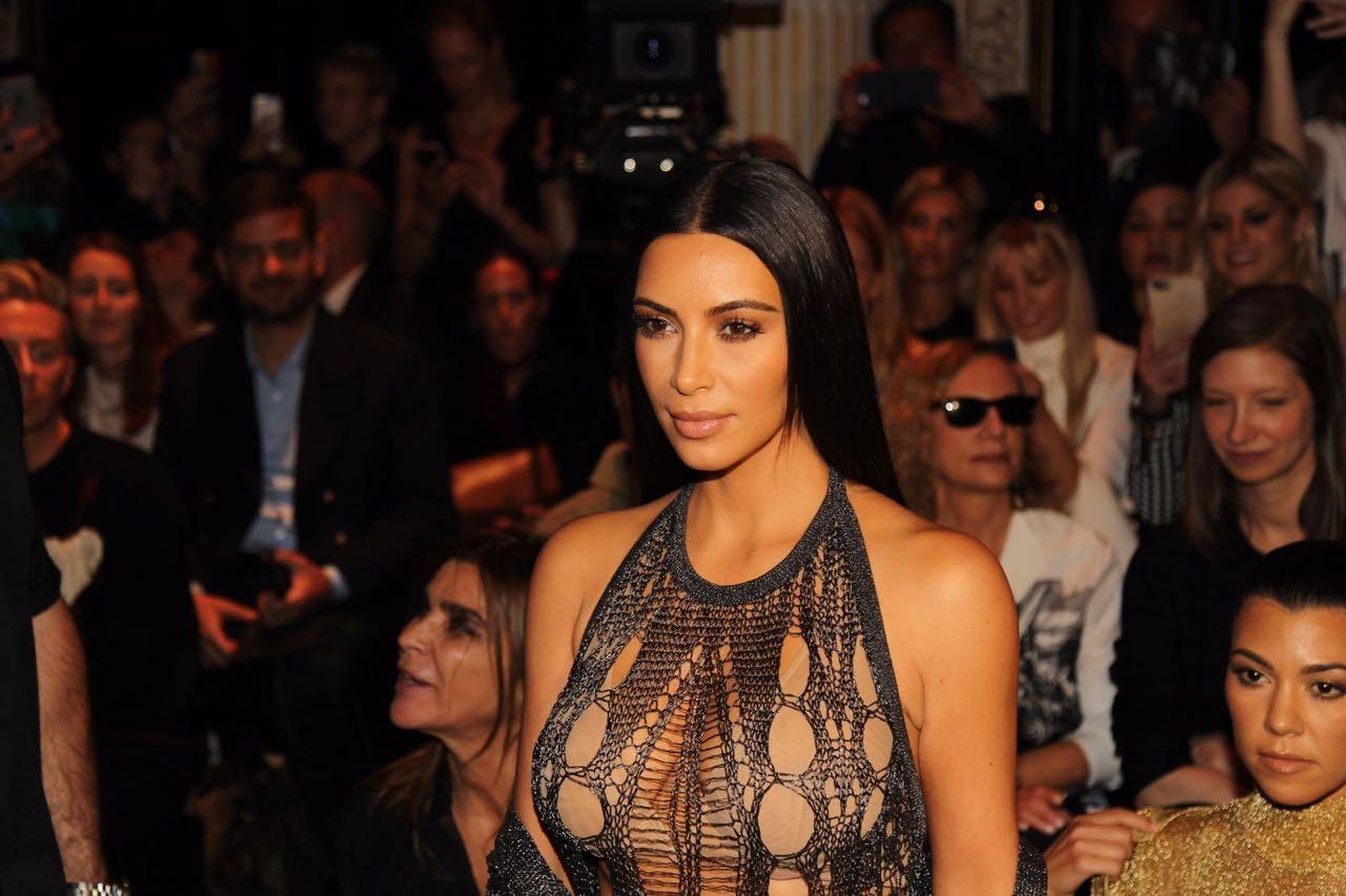 Kim Kardashian (Foto: Vogue Brasil)
