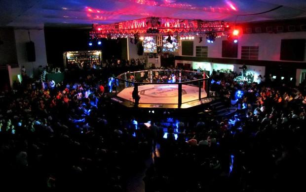 Coliseu Fight AL (Foto: Divulgação / Coliseu)