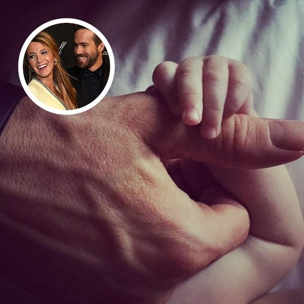 Filha de Blake Lively com Ryan Reynolds (Foto: Getty Images / Instagram)