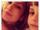 A cara da mãe! Claudia Leitte posa com o filho Davi em rede social