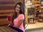 Suco rosa faz parte da dieta das Coleguinhas no verão; anote 3 receitas!