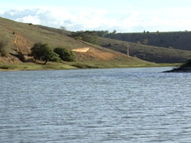Afogamento aconteceu na lagoa Jesuína. (Foto: Reprodução/TV Gazeta)