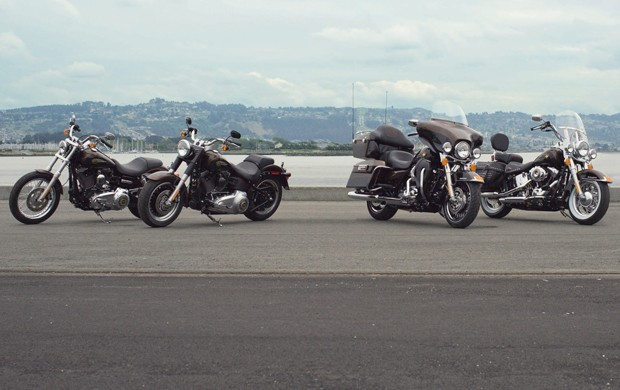 Lançamentos Harley-Davidson 2013 (Foto: Divulgação)