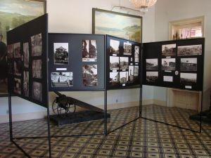 Exposição mostra fotos antigas de São Manuel  (Foto: Divulgação/ Prefeitura de São Manuel )