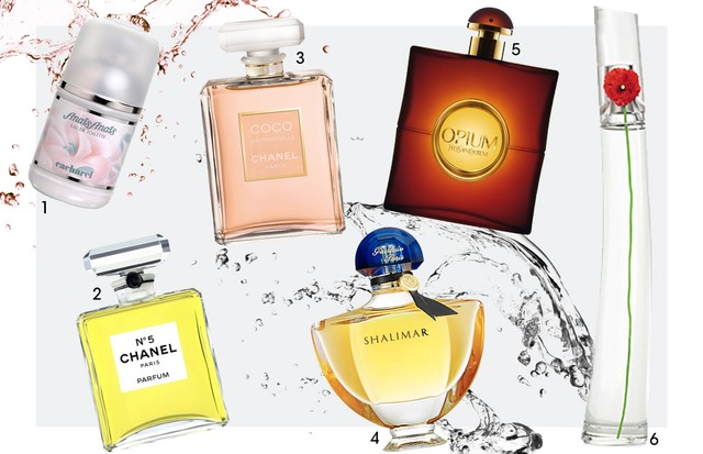 6 perfumes que toda francesa já usou   (Foto: Reprodução)