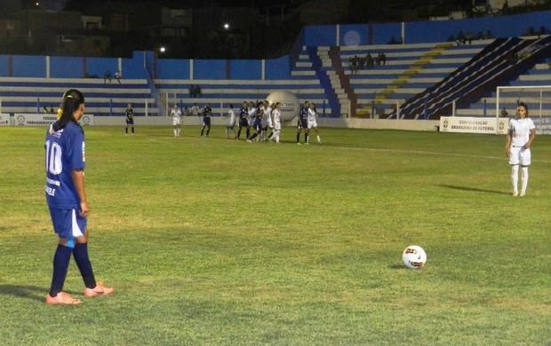 São José x Foz de Cataratas na semifinal da Libertadores (Foto: Divulgação)