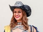 'É uma honra', diz jovem que venceu concurso para Rainha da Faici 2016