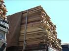 Caminhoneiros usam rotas para transportar madeira ilegal no MA