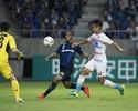 Gamba Osaka vence e Ademilson mostra como fazer drible da foca terminar em gol