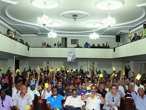 Decisão foi tomada em assembleia geral na última sexta-feira (10) (Foto: Divulgação/Sinpol-MA)