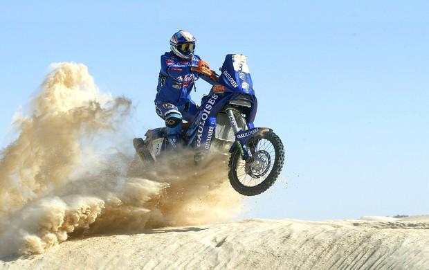 """BLOG: Rally Dakar - Sylvain Espinasse, e sua Husqvarna 125,  """"Corações Valentes"""" do Dakar 2016..."""