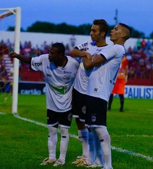 Goiânia x Linense, pela Copa São Paulo de Futebol Júnior (Foto: Divulgação / J. Serafim)