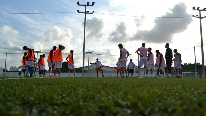RN - Safern - jogadores (Foto: Jocaff Souza/GloboEsporte.com)