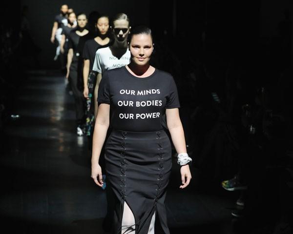 Nossas mentes, nossos corpos, nosso poder! (Foto: Getty Images)