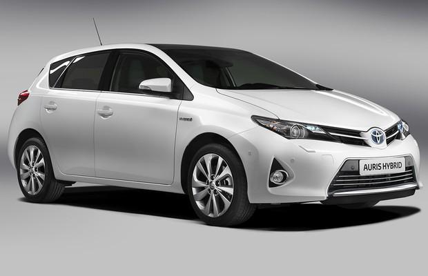 Toyota Auris (Foto: Divulgação)