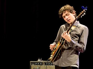 O guitarrista Pedro Martins, premiado no Montreux Jazz Festival (Foto: Divulgação)