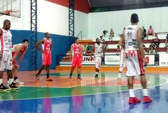 América Basquete x Osasco, Campeonato Paulista (Foto: Divulgação / América Basquete)