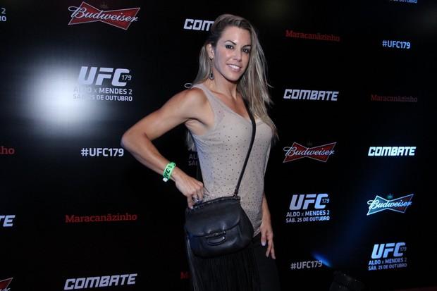 Joana Prado (Foto: Thyago Andrade/ Foto Rio News)