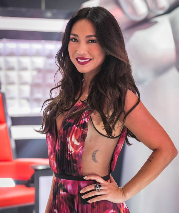 Daniele Suzuki (Foto: Divulgação / TV Globo)