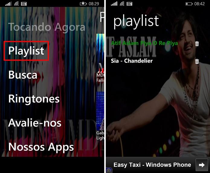 Músicas offline dos usuários poderão ser reproduzidas nas playlists do All Music Unlimited (Foto: Reprodução/Elson de Souza)
