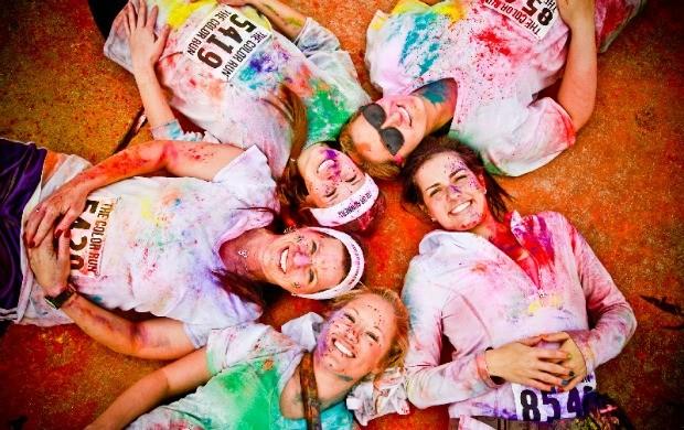 color run (Foto: Divulgação)