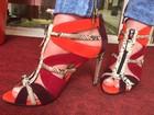 Ankle boot: modelo usado por Ana Maria surpreende por cores ousadas