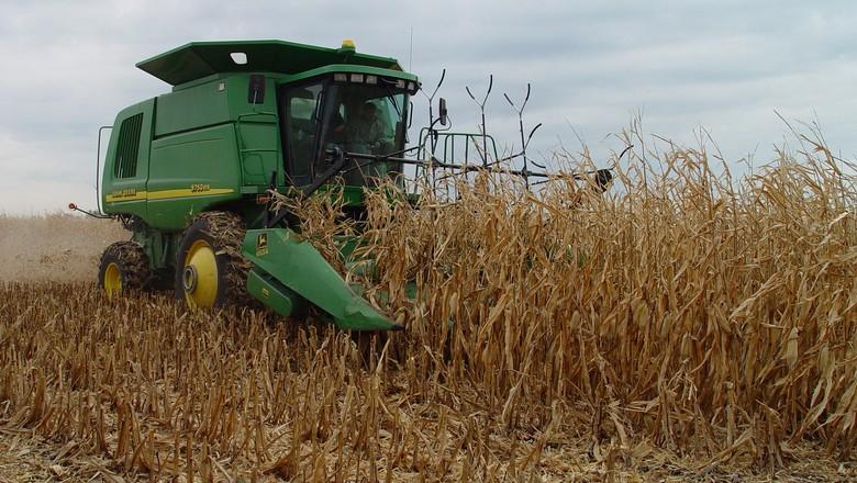 colheita-milho-grao (Foto: Idaho National Laboratory/CCommons)